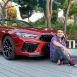 Fahrbericht Bmw M8 Competition Cabrio 2019 Auto Motor Und Sport