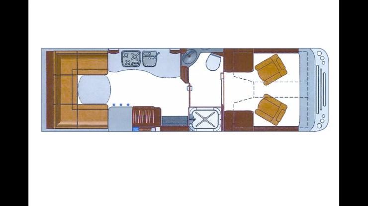 Wohnmobil Hecksitzgruppe Hubbett