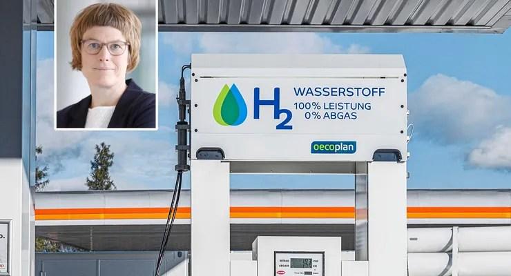 Deutsche Wasserstoff Firmen