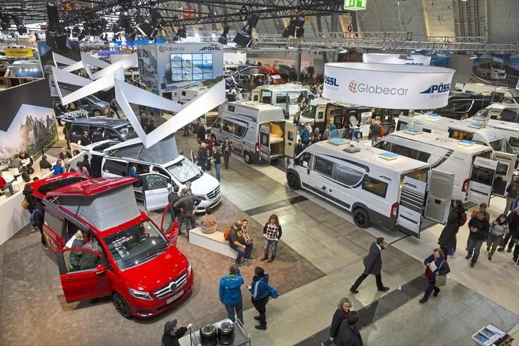 9 Freizeitfahrzeug-Messen für 2019: Von Bremen über Leipzig bis München