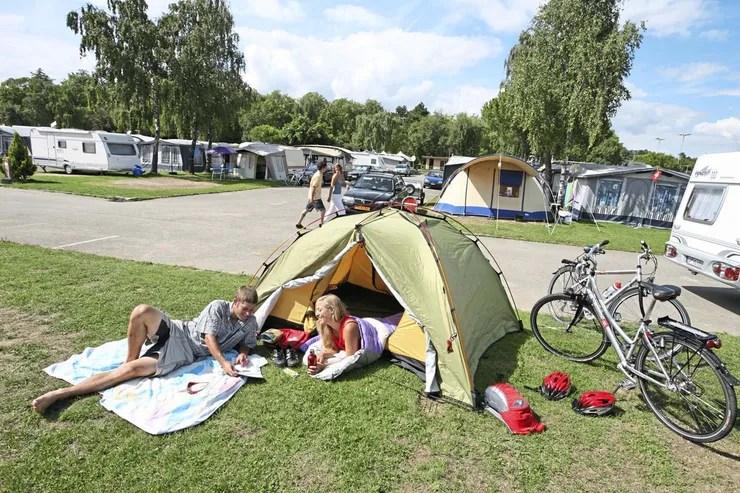 Campingplatz Tipp am Genfer See