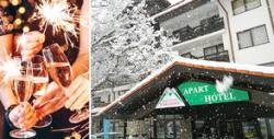 Нова година в Банско! 2 или 3 нощувки със закуски, плюс релакс зона и трансфер до лифта