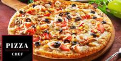 Вкусно хапване у дома! Пица по избор