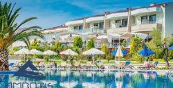 Луксозна почивка на полуостров Халкидики! 5 нощувки със закуски и вечери в Хотел Xenios Anastasia Resort*****, Неа Скиони