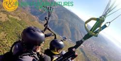 Hike & fly! Тандемен полет с парапланер от планински връх, плюс пешеходен преход