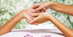 Парафинова терапия на ръце - без или със оформяне на нокти
