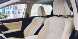 Почистване с екстракторна машина на 5 седалки, багажник и 4 стелки на лек автомобил или джип - на адрес на клиента