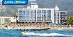 Ранни записвания за почивка край Кушадасъ! 7 нощувки на база All Inclusive в Хотел Faustina & SPA****