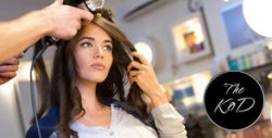Боядисване на коса с боя на клиента