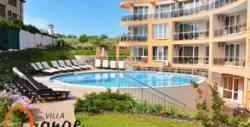 Лятна почивка в Созопол! 3 или 5 нощувки със закуски за двама, плюс басейн - само на 100м от плажа Bamboo Beach
