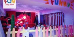 Парти във Fun Ring Park Sofia Ring Mall! 2 часа и половина забавление за до 5 деца с меню, ползване на атракциони, аниматор и тематична украса