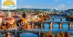 Виж Златна Прага! Екскурзия с 3 нощувки със закуски и самолетен транспорт