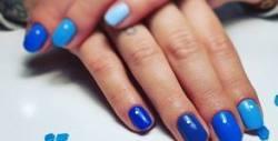 Маникюр с гел лак и кератинова терапия за нокти