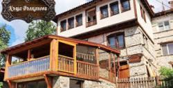 Отмора сред зимната красота на Родопите! Наем за 2 нощувки на цяла къща за до 15 човека в с. Левочево