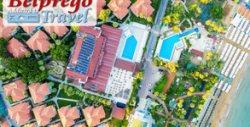 Last Minute почивка в Турция! 7 нощувки на база All Inclusive в Хотел Armas Green Fugla Beach****, Анталия