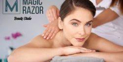 Терапевтичен масаж на цяло тяло с масла от конопено семе и арника - за облекчаване на напрегнати и пренатоварени мускули