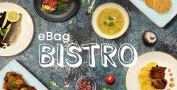 Суши или домашна кухня - грабни 10% отстъпка за ястия от eBag BISTRO! Вкусна и качествена храна от онлайн супермаркет eBag.bg