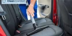 Обезпрашаване и изпиране на до 5 седалки на лек автомобил - на адрес на клиента