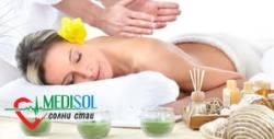 Магнезиев масаж в солна стая - частичен или на цяло тяло