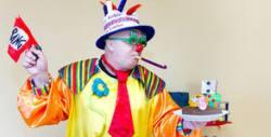 60 или 90 минути парти с клоуна Панко и Галка Залъгалка - за до 20 деца