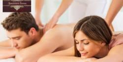 """100 минути релакс! SPA пакет """"Рио де Жанейро"""" с пилинг, масаж на цяло тяло и релакс зона с чаша вино - за един или двама"""
