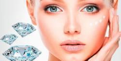 """Водно или диамантено дермабразио на лице и шия - без или със безиглена мезотерпия със серуми, или терапия за лице """"6 в 1"""""""