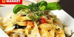 Апетитно хапване за вкъщи! Талиатели със зеленчуци и сладолед Familia по избор