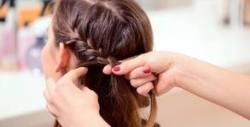 Полиране на коса с полировчик - без или със оформяне на плитка