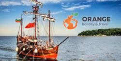 Гръцка вечер с узо, мезета и музика на кораб Пинта или Арабела! 2 часа морска разходка край Варна на 28 Август