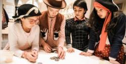 Изкуство и забавление! 60-минутно креативно парти за деца с много забавни и образователни игри и фотозаснемане