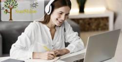 10 учебни часа стартово онлайн обучение по английски, италиански или руски език, ниво А2 или B1