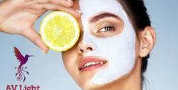 Почистваща и избелваща терапия за лице с фитоизбелваща маска, депигментиращ серум и лосион с билкови екстракти и витамин С