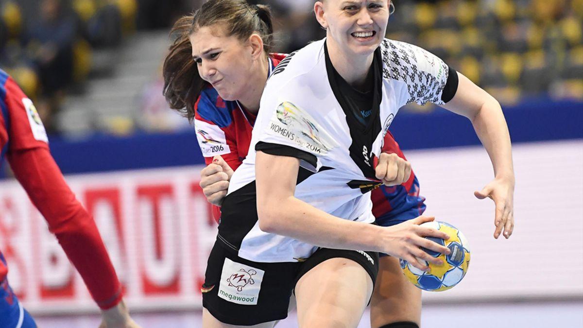 handball em der frauen live auf
