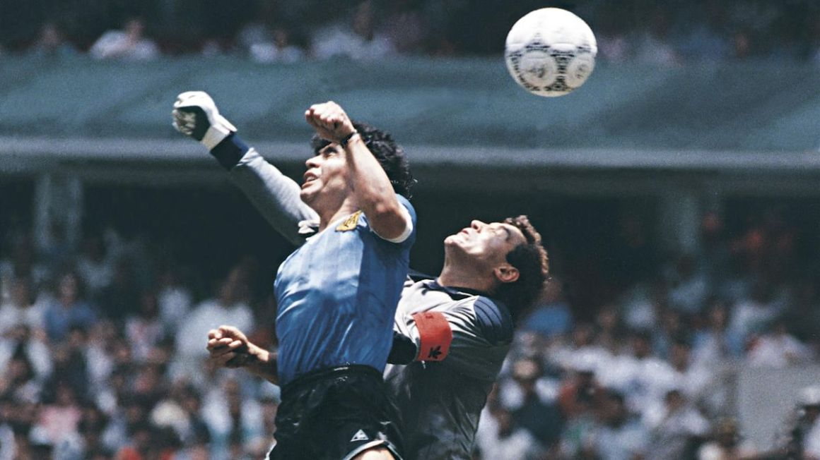 Diego Maradona dies at 60: The cheat and the genius, and what he means to  England - Eurosport