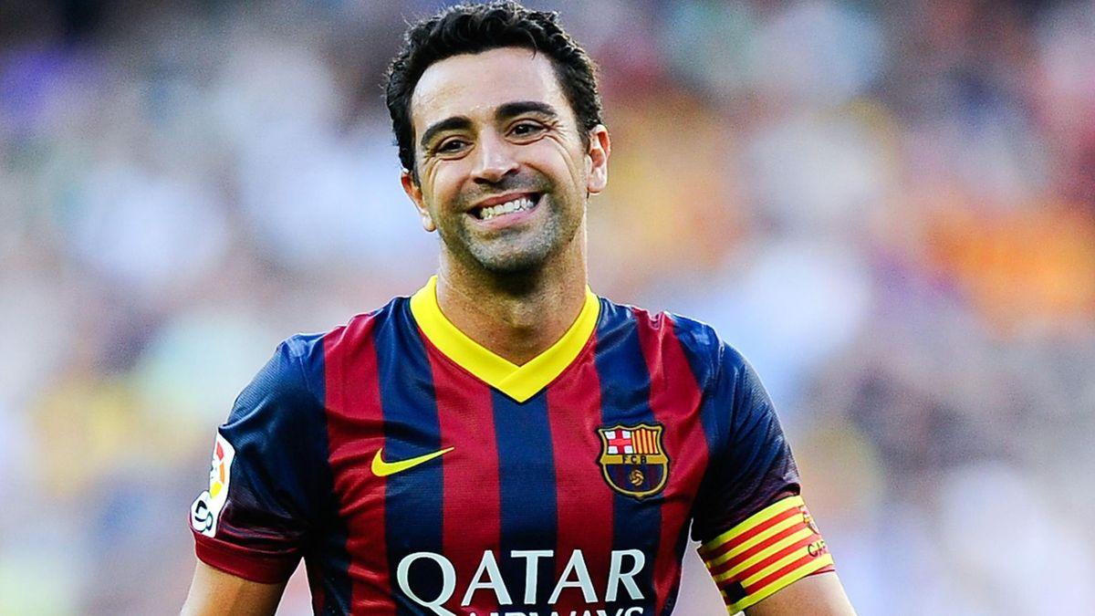 Xavi confident of Barcelona's title chances - Eurosport