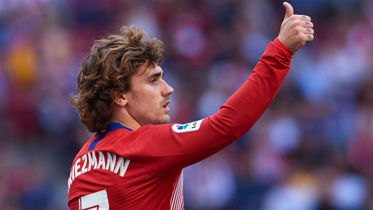 Antoine griezmann is a french soccer player who currently plays as a forward for atletico madrid. Manchester United 'to bid £95 million for Antoine ...