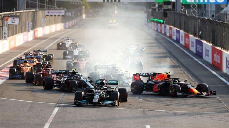 Pagelle GP Azerbaigian: Hamilton bocciato, Vettel il migliore. Leclerc c'è,  Sainz no. Verstappen graziato - Eurosport