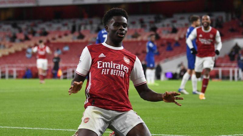 Bukayo Saka inspires Mikel Arteta's Arsenal to morale-boosting win over  Chelsea in Premier League - Eurosport