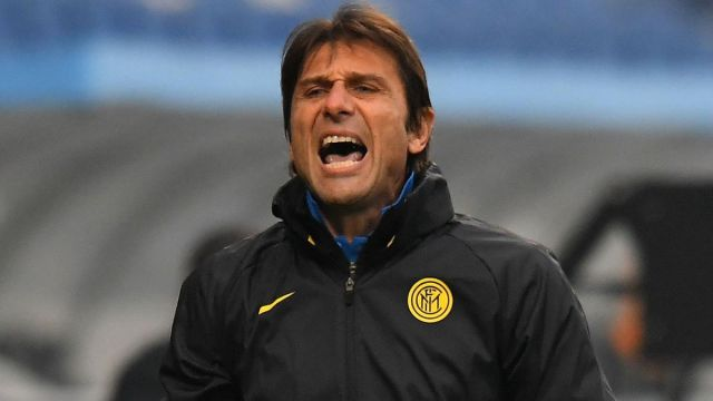 Antonio Conte hits back at Inter Milan critics after win over Sassuolo in Serie A - Eurosport