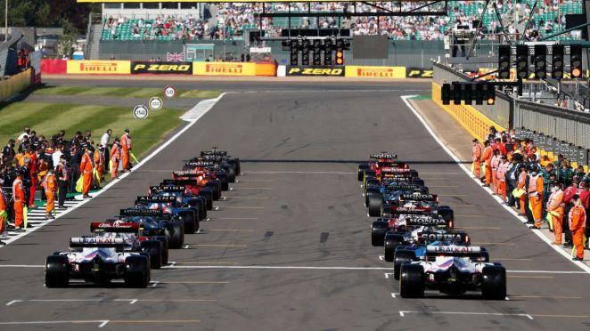Quelle grille de départ pour la saison de F1 2022 ?
