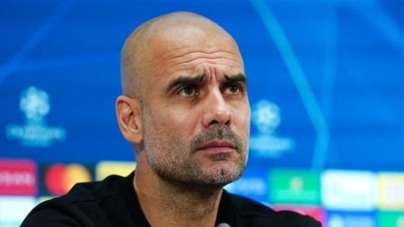 Pep Guardiola Signs New Two-year Contract At Manchester City - Eurosport