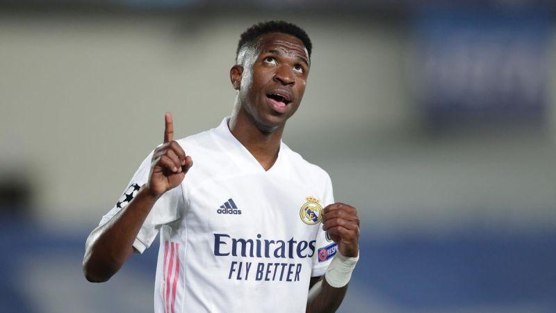 Football news - Manchester United offered Vinicius Jr as part of Raphael  Varane deal - Paper Round - Eurosport