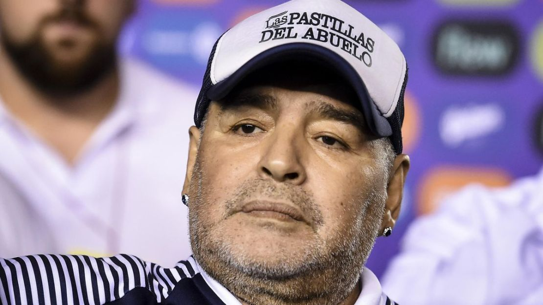 Diego Maradona set to undergo brain surgery in Argentina- reports -  Eurosport