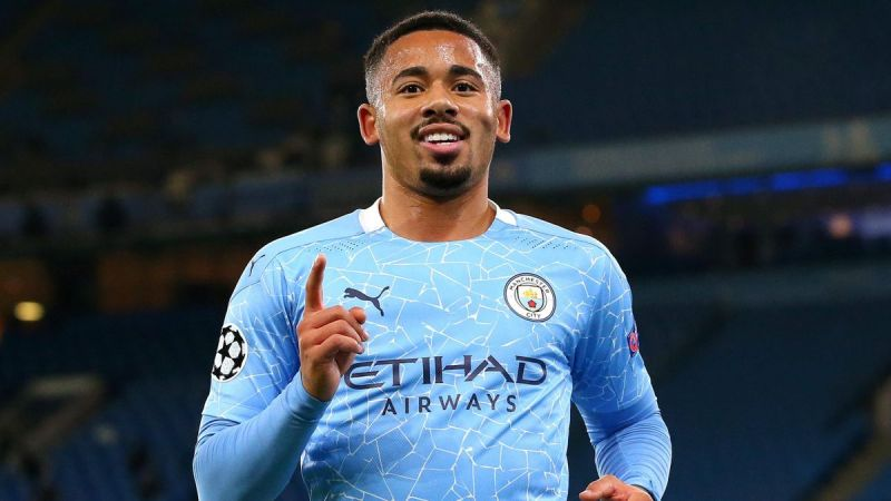 Pep Guardiola highlights importance of Gabriel Jesus' return from injury -  Eurosport