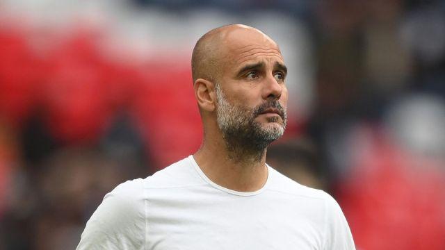 Pep Guardiola wants a shot at international football when he leaves  Manchester City management position - Eurosport