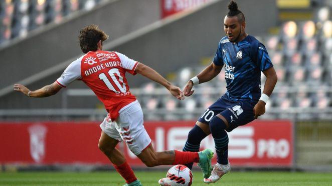 Dimitri Payet (Marseille) contre Braga / Amical