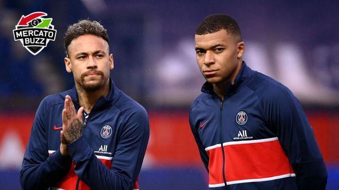 Pourquoi Neymar pourrait faire rester Mbappé au PSG la saison prochaine