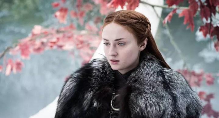 Sophie Turner (Sansa Stark) Kimdir?