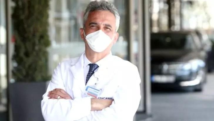 Koronavirüsü yenen doktor Murat Hakan Terekeci 'Mutlaka tüketin' deyip zerdeçalı tavsiye etti