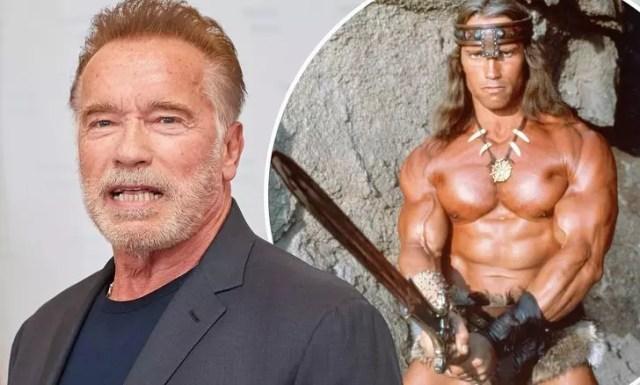 Netflix, Conan The Barbarian dizisi için kolları sıvadı
